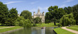 View of St. John's College and the River Cam