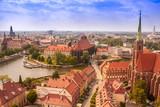 Wroclaw skyline