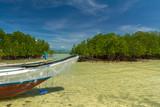 Boat in Honda Bay- Palawan