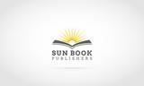 Sun Book Logo Icon