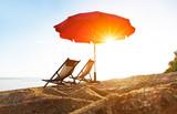 Vacances à la plage. - 116593844