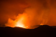 Hillside on Fire