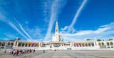 Fototapety Sanktuarium w Fatimie - Portugalia.