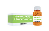 Growth Hormone concept