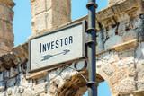 Schild 115 - Investor
