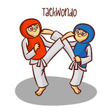 Summer Olympic Sports. Taekwondo