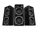 Fototapety Large Audio Speakers