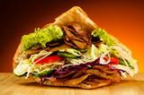 Salad Sub