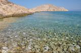 Adriatic rocky coast in Dalmatia - 116796260