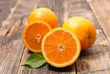 Fototapety fresh orange