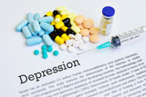 Drugs for depression treatment