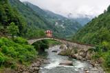 karadeniz fırtına vadisi taş köprüsü