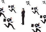 situazione di lavoro business