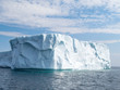 Large iceberg in June run aground near St. Anthony's Newfoundland