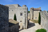 Adhemar castle, Montelimar, France