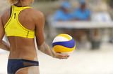 Volleyball Player - Fine Art prints