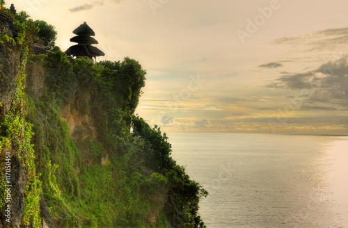 Foto op Plexiglas Indonesië Uluwatu temple, Bali, Indonesia...