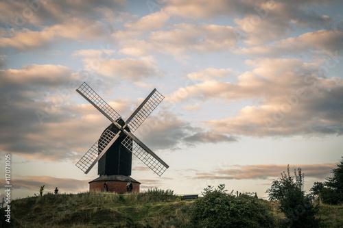 Windmill Plakat