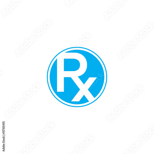 Rx Medical Prescription Symbol Buy Photos Ap Images Detailview