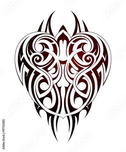 maori style tattoo buy photos ap images detailview. Black Bedroom Furniture Sets. Home Design Ideas