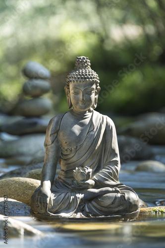 Papiers peints Buddha Statue de Bouddha