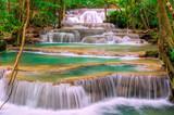 Huai Mae Kamin waterfall