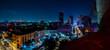Downtown Mexico City skyline