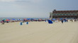 Beach at Asbury Park in New Jersey