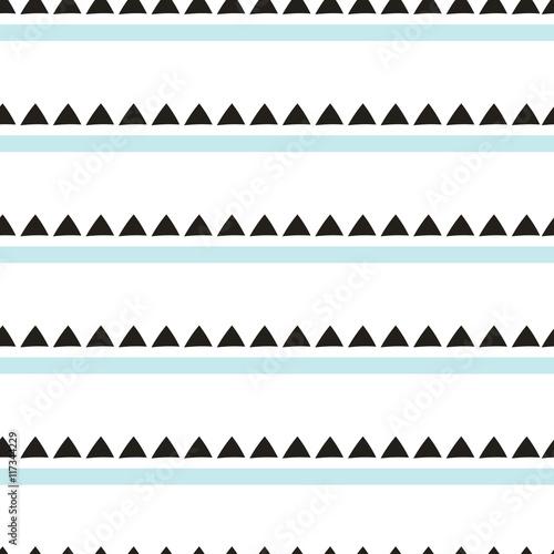 seamless geometric  pattern - 117344229
