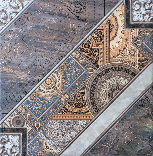 dachowka-z-abstrakcyjnych-ksztaltow-geometrycznych