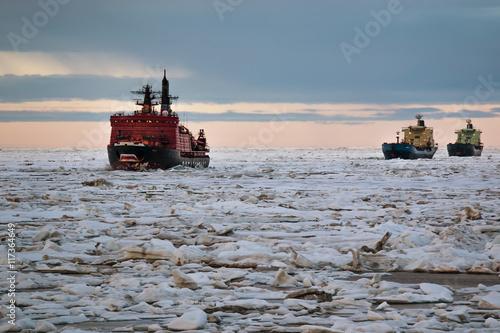 convoy wiring nuclear icebreaker