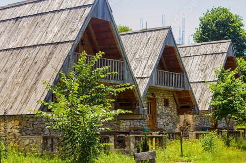 Plagát Rural Houses Ethno Village