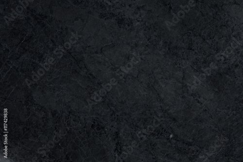 black marble abstract background