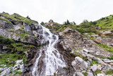 Photo of waterball in fagaras mountains, Romania.