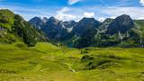 Tappenkarsee, Salzburger Land, Österreich an einem sonnigen Tag