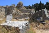развалины на острове Кос