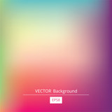 Fototapety Gradient Colorful Vector Background