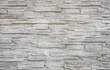 Quadro Stein Fliesen Steinmauer Modern Grau