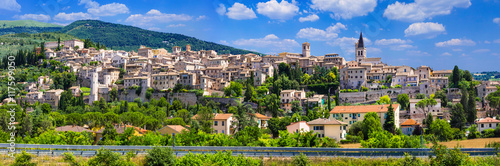Most beautiful villages of Italy series - Spello in Umbria