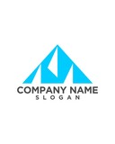 business finance insurance vector logo design 537
