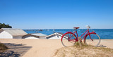 Vélo sur la côte de Noirmoutier