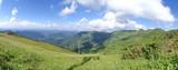 Slovakia mountain Mala fatra. Velky Rozsutec in background. Slovakia