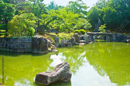 Zdjęcia na płótnie, fototapety, obrazy : 二条城 二ノ丸庭園