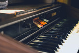 Antique reed organ
