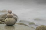 Pebble Stack, Zen Background