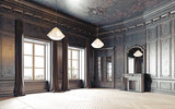 black living room - 117727291