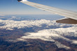 Atlas mountains from the plane - 117742066