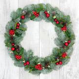 Christmas Wreath Decoratioon