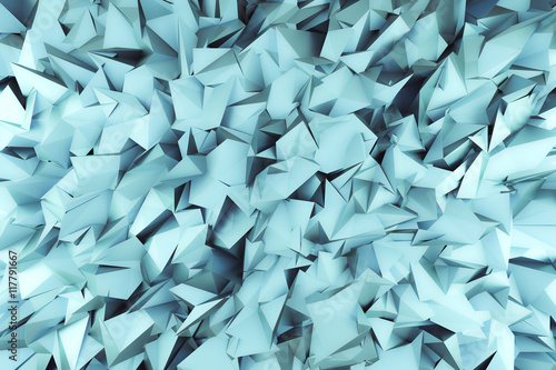 3d rendering of abstract background