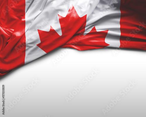 Foto op Plexiglas Canada Canada flag